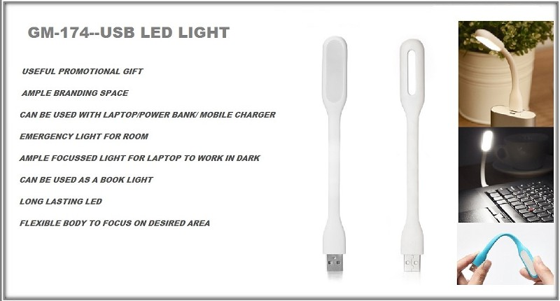 GM - 174 USB Led Light