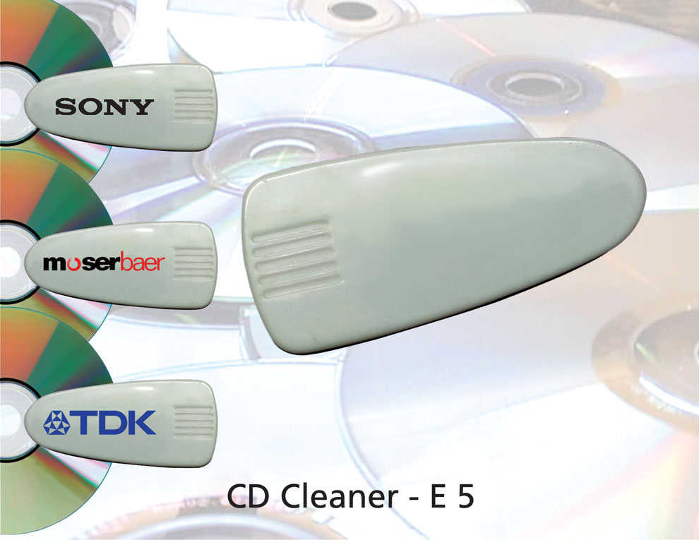 C-E05 - CD Cleaner