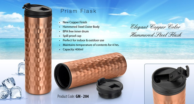GM-204 Prism Flask