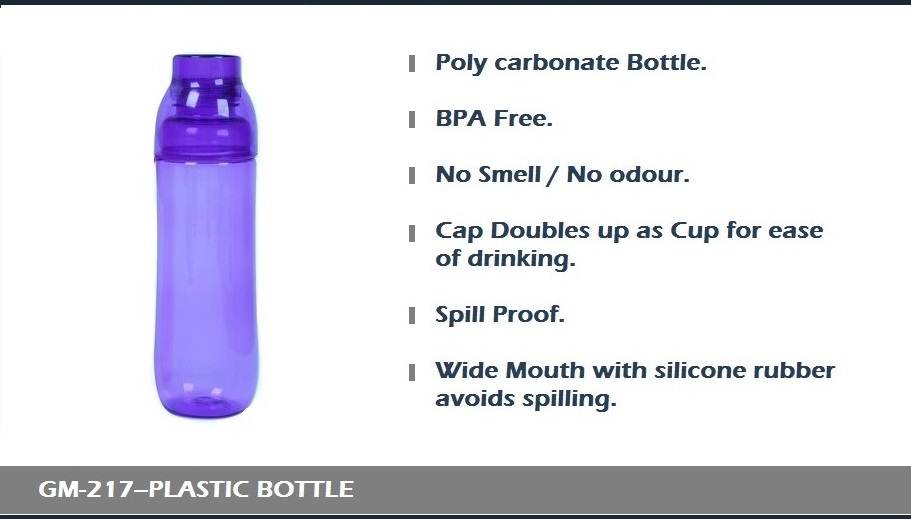 Poly Carbonate Bottle
