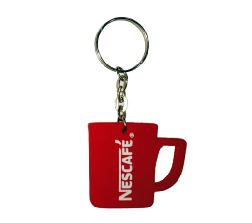 Nescafe Key Ring
