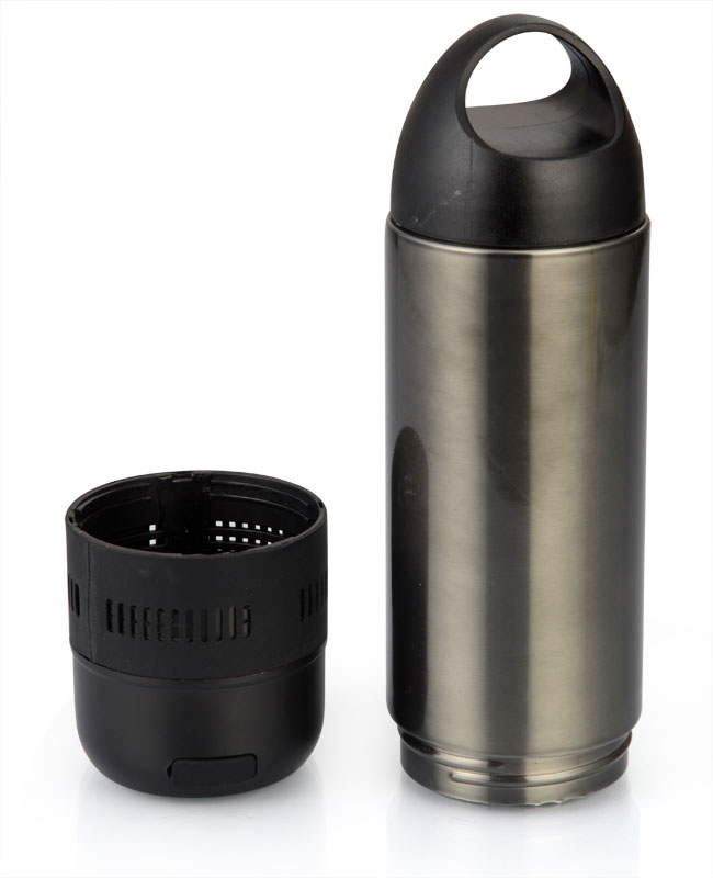 BLUETOOTH SPEAKER FLASK(360 ML)GM-5005
