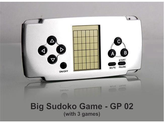 GP02 - Sudoku Game (Big)