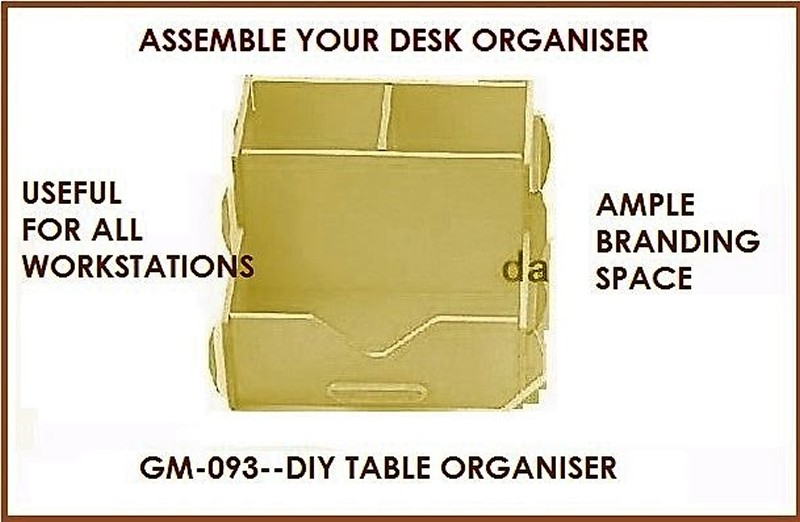 GM-093 DIY Table Organiser