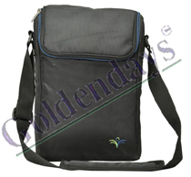 Goldendays 10 inch Tablet Messenger Bag Gold365