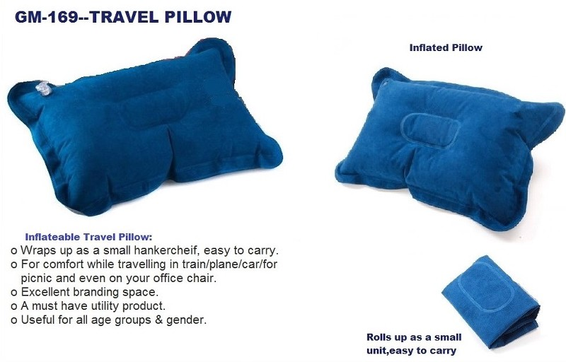 GM - 169 Travel Pillow