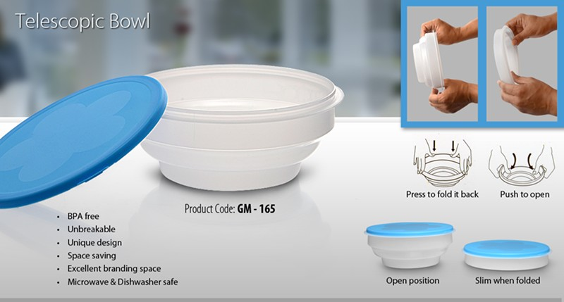 GM - 165 Telescopic Bowl