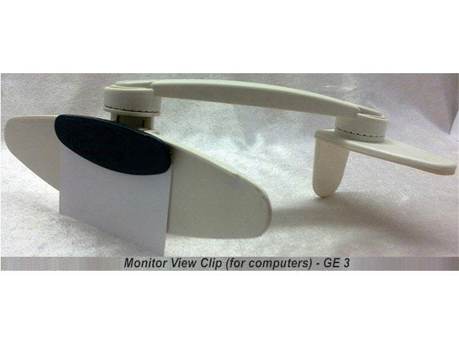 GE03 - Monitor View Clip (For Computer)
