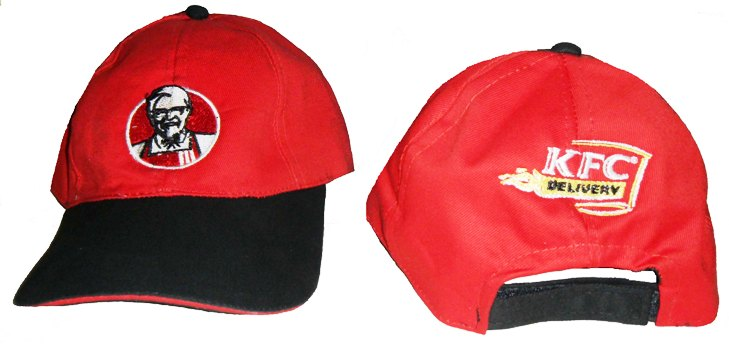 PIZZA HUT CAP