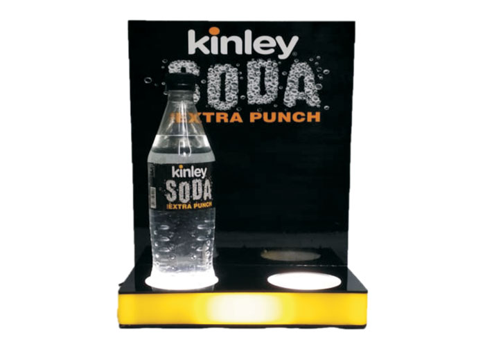 Kinley Soda Bottle holder