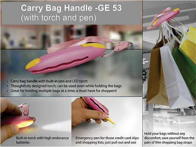 GE53 - Handy Handle (3 in 1)