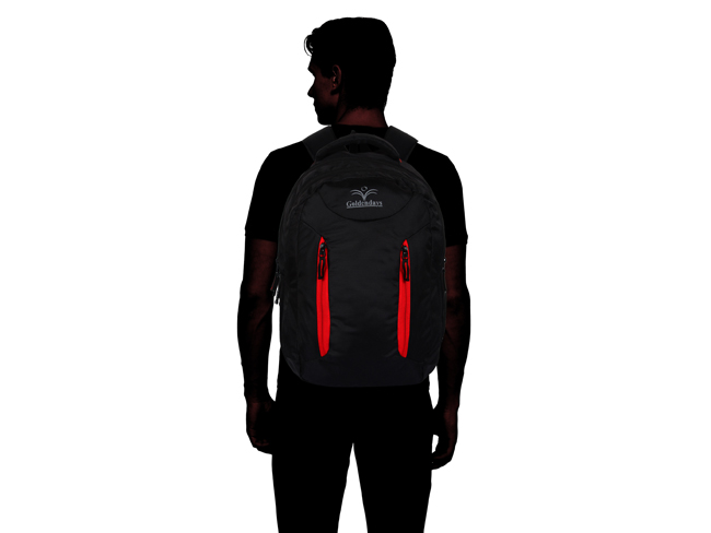 Goldendays Backpack 376 Black