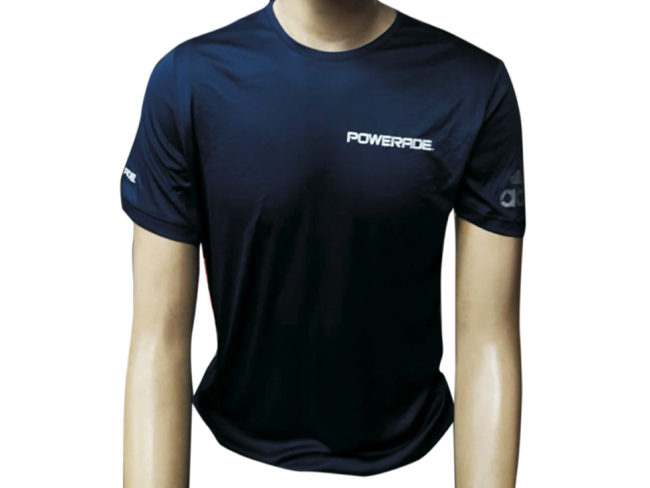 Powerade Black t-shirt