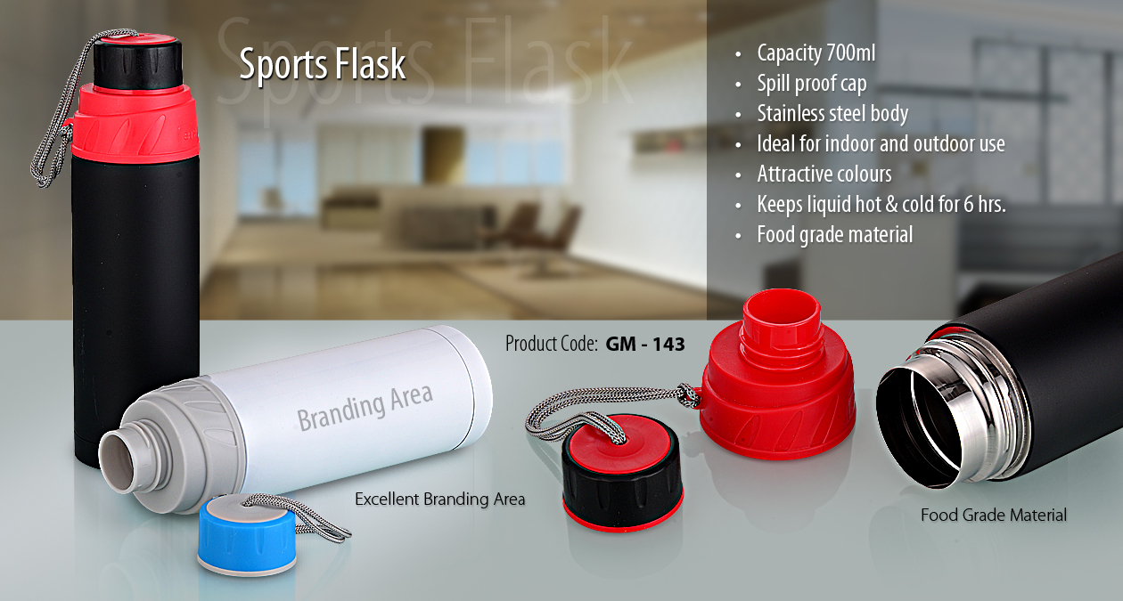 SPORTS FLASK