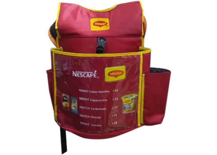 Nescafe Coffee Delivery bag