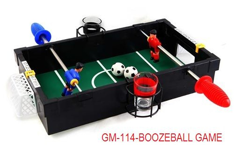 114 Boozeball Game