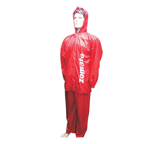 Zomato Rainsuit