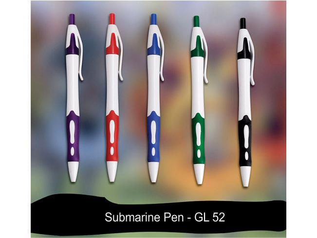 GL52 - Submarine pen
