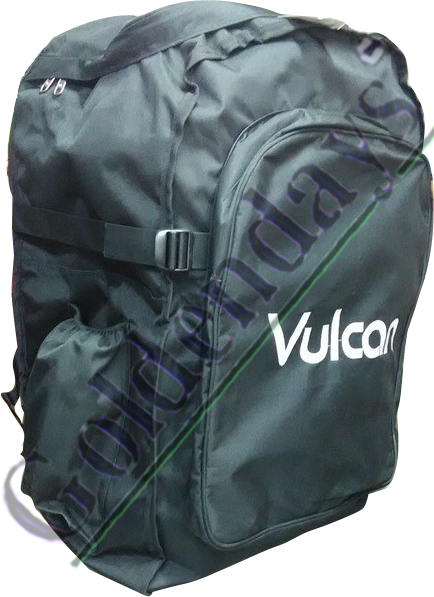 Vulcan delivery bags