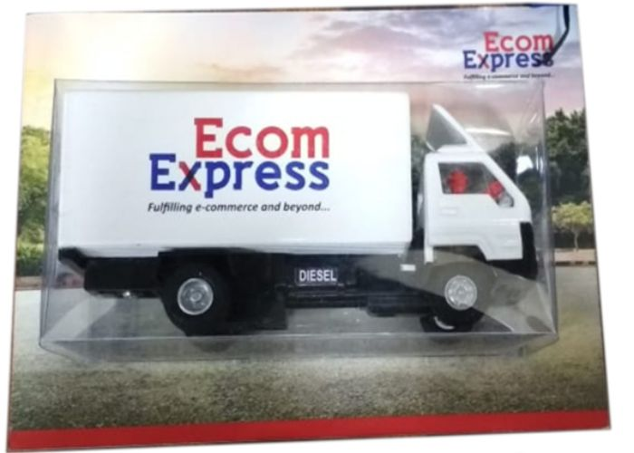 Ecom Express Scale Model