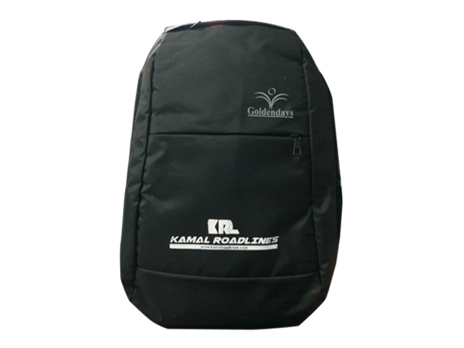Kamal Roadlines Laptop Backpack