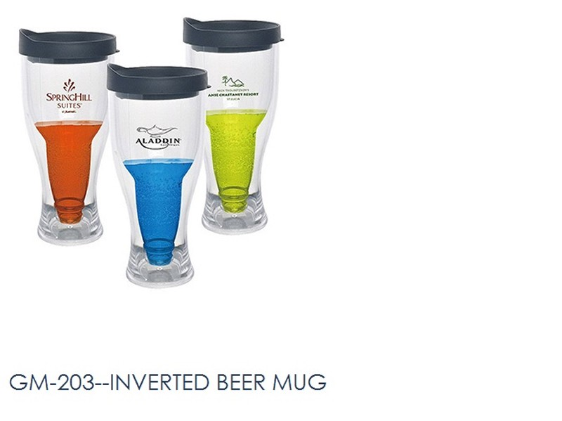 GM- 203 Inverted Beer Mug