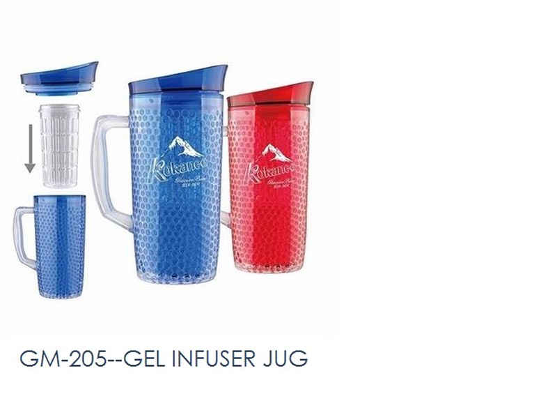 GM- 205 Gel Infuser Jug