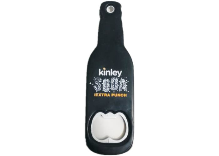 Kinley soda bottle opener