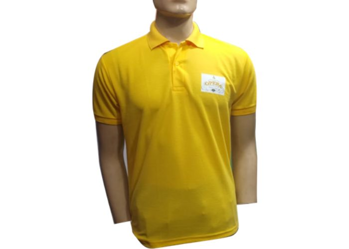 YELLOW OPERA TSHIRT