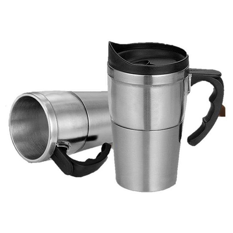 DUAL TRANSPAREN STEEL MUG(400 ML)GM -212