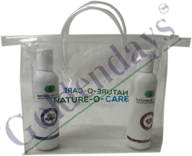 Nature-O-Care PVC pouch