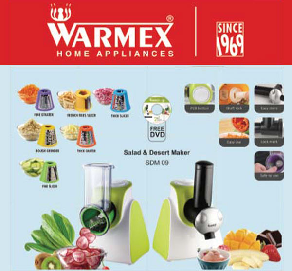 Warmex Flyer