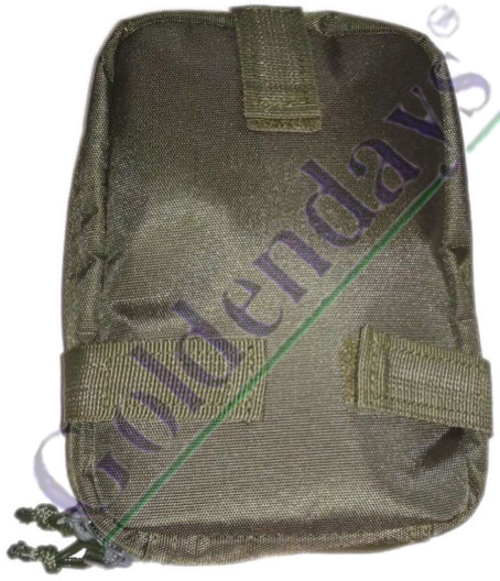Military medical kit bag