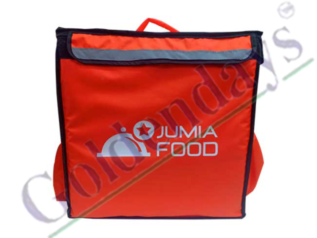 Jumia Food Delivery Bag