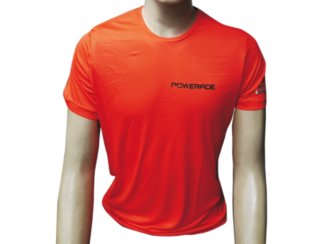 Powerade Orange t-shirt