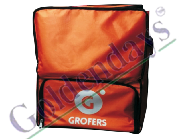 Grofers Delivery bags