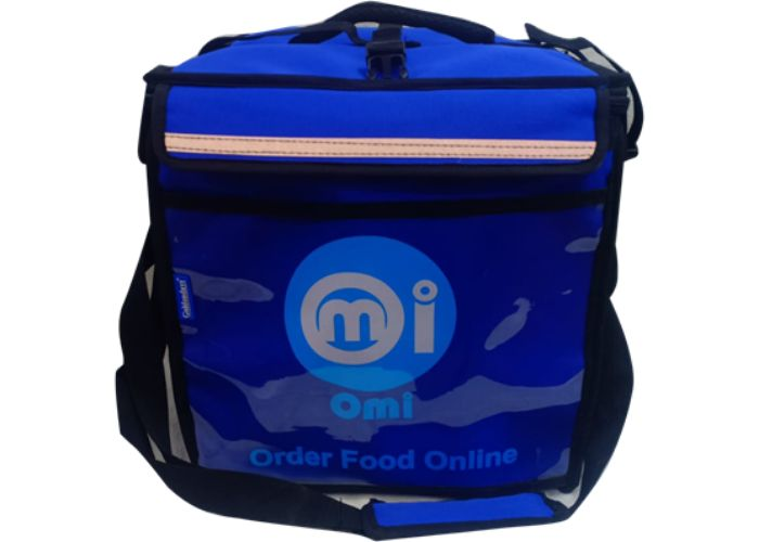 M I FOOD DELIVERY BAG
