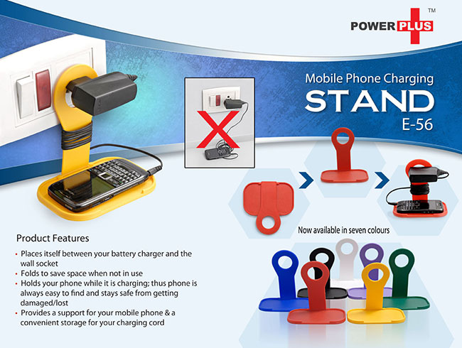 Mobile charging stand - E56