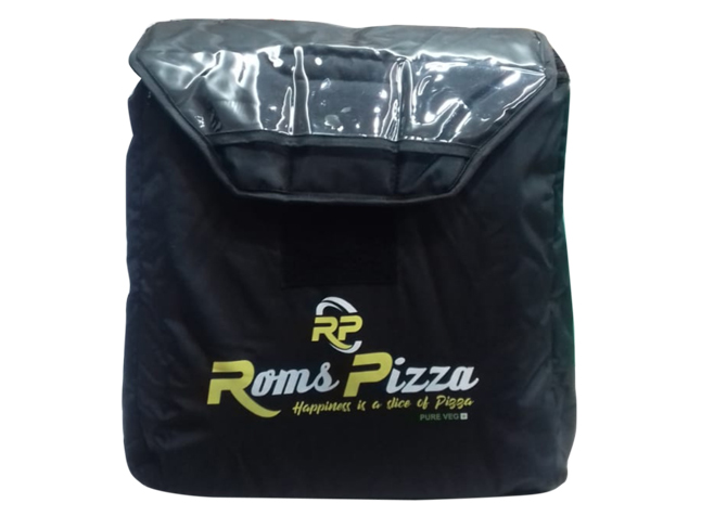 Roms Pizza bags