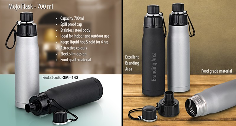 GM – 142 Mojo Flask – 700 ml
