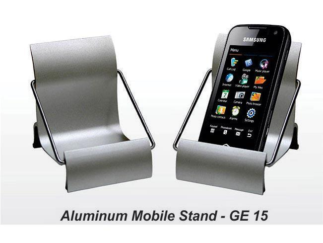 GE15 - Aluminum Mobile Stand