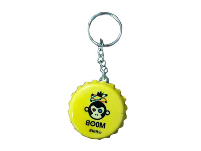 Bira Boom Key chain