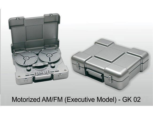 GK02 - Motorized AM/FM (Executive Model)