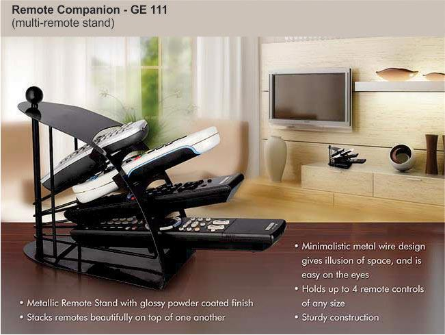 GE111 - Remote Companion (Multiple remote stand)