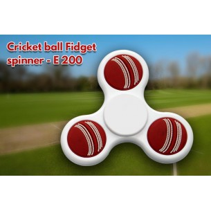 E200 - Cricket ball Fidget spinner