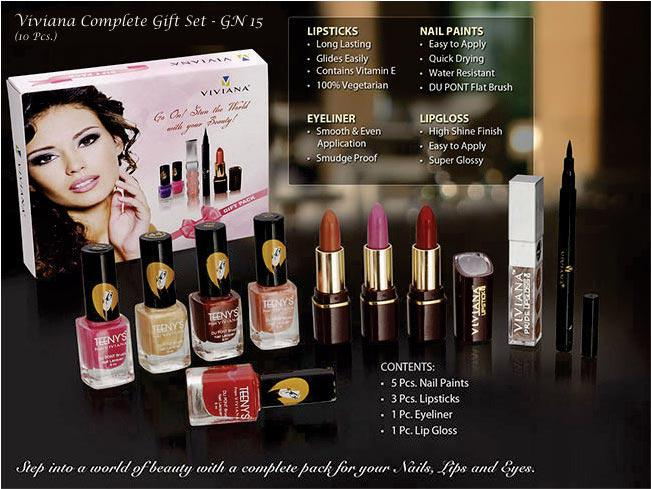 GN15 - Viviana complete gift set (10 pc)
