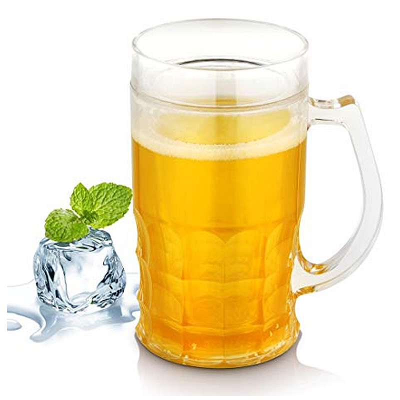BEER MUG YELLOW(360ML) GM-105