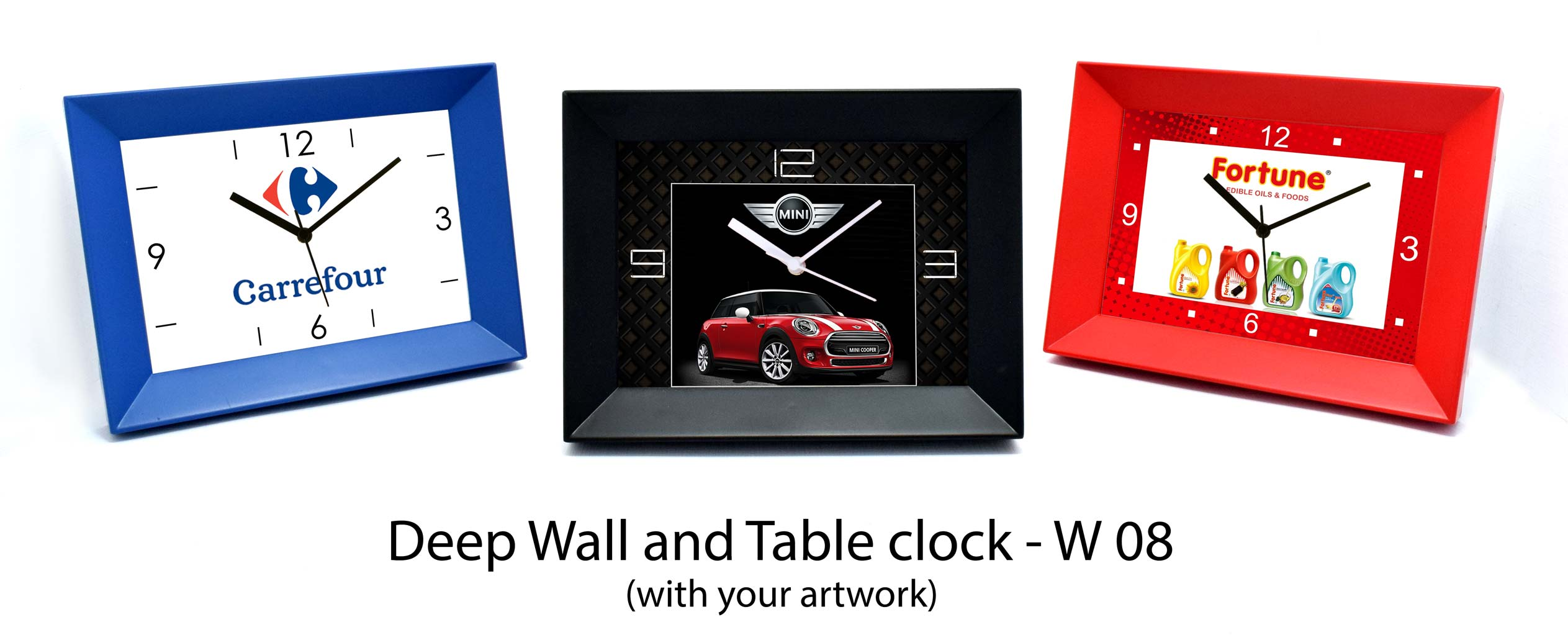 W08 - Deep wall clock