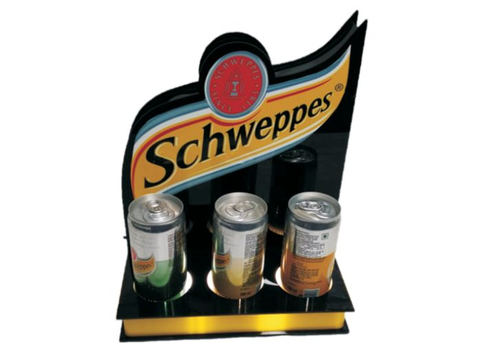 Schweppes Bottle Holder